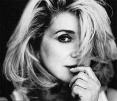 Катрин Денев: секреты красоты, стиля и молодости